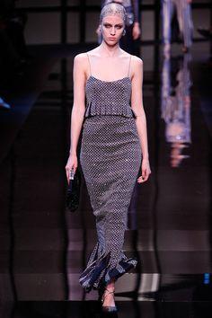 Armani Privé, spring 2014 Couture