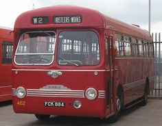 Ribble - Saunders Roe bodied Leyland Tiger Cub