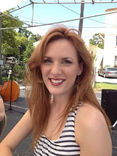 Sarah Harris .....singer with Trinity River Band