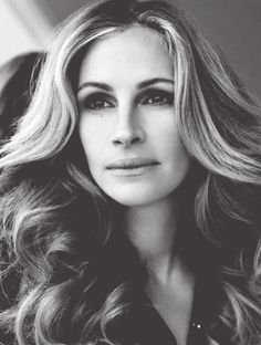 Julia Roberts ~ she has made some fab movies such as Pretty Woman, Erin Brochovich, My Best Friends Wedding, Eat, Sleep Pray and many more.