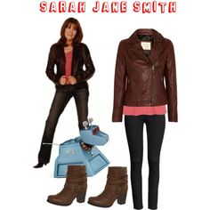 Sarah Jane smith outfit