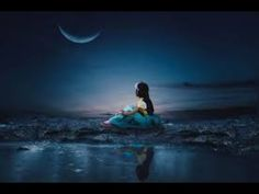 Full Moon Meditation, Meditation Music, Offline Games, New Moon, Pisces, Letting Go, Waves, Let It Be, Outdoor