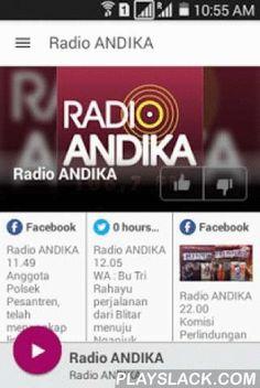 Radio ANDIKA  Android App - playslack.com ,  Plays Radio ANDIKA - Indonesia LIVE BROADCAST [24/7] from Semeru 243 Kediri, Indonesia. 105.7 Radio ANDIKA - Informasi dan Solusi Speelt Radio Andika - Indonesië Live-uitzending [24/7] van Semeru 243 Kediri, Indonesië. 105,7 Radio Andika - Informasi Dan Solusi