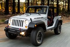 5 Things To Consider When Buying A Used Wrangler #BuyingAUsedWrangler #Automotive #WranglerModel #Autoguide #Cars