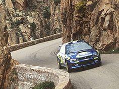 Subaru Impreza WRC'97 Subaru Rally, Subaru Impreza Wrc, Rally Car, Rallye Wrc, Car Makes, The Rock, Mazda, Racing, Trucks