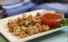 Not-Fried Okra   baked okra recipe