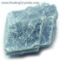 Calming Blue Calcite soothes frayed nerves and lessens anxieties. A good stone to use when recuperating, Blue Calcite supports physical healing by clearing negative emotions and encouraging rest and relaxation