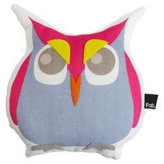Owl Shape Pillow