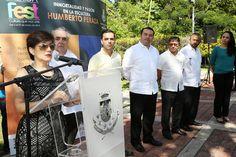 INFORMATIVO AL MOMENTO DE LA NOTICIA: LA OBRA ESCULTORICA DE HUMBERTO PERAZA SE EXPONE EN LA AVENIDA PRINCIPAL DEL PASEO DE MONTEJO DE LA CIUDAD DE MERIDA...