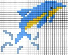 ministeck patronen - Google zoeken Bead Embroidery Patterns, Pearler Bead Patterns, Bead Loom Patterns, Square Patterns, Crochet Patterns, Beaded Cross Stitch, Cross Stitch Charts, Cross Stitch Embroidery, Cross Stitch Patterns