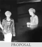 LuHan's proposal to Sehun on stage!!!
