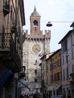 Torre della pallata, Brescia province of Brescia , Lombardy