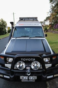 LandCruiser Toyota Camper, Toyota 4x4, Toyota Trucks, Fj Cruiser, Toyota Land Cruiser, Land Cruiser 70 Series, Adventure Car, Terrain Vehicle, Expedition Vehicle