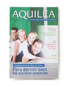 Revista Aquilea. Uriach-Aquilea
