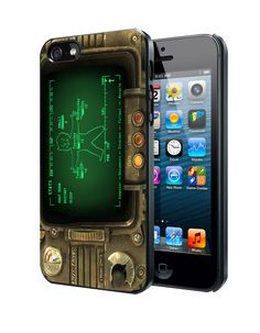 Pipboy 3000 Fallout Samsung Galaxy S3/ S4 case, iPhone 4/4S / 5/ 5s/ 5c case, iPod Touch 4 / 5 case   #fallout  #kurttasche