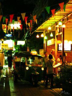 タイ料理 内装 - Google 検索