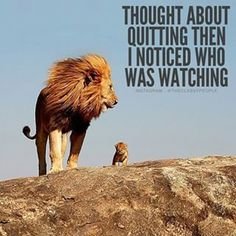i thought about quitting but noticed who was watching - Google Search