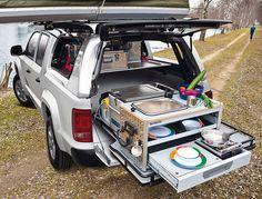 Die ersten Kundenfahrzeuge sind ausgeliefert, die Bestellzettel der VW Vertragshändler voll. Und pünktlich zum Verkaufsstart des neuen VW Amarok gibt es bereits etliche Angebote der renommierten Tuner