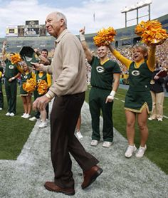 Bart Starr...you are in our prayers. Get Well Soon!