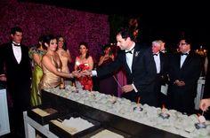 Smores bar! by Jalil Dib Weddings