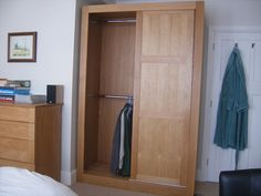 Choose an Ideal Location to Placed Ikea Broom Closet — Chris Style Free Standing Wardrobe, Wardrobe Design, Kitchen Doors, Closet Bedroom, Wardrobes, Storage Spaces, Tall Cabinet Storage, Cool Style, Ikea