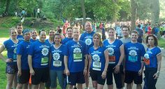 The Kings County District Attorney's Office participated in the 2013 JP Morgan Chase Corporate Challenge. The DA's team, which participates in the event every year, ran the 3.5 mile race in Central Park along with thousands of other runners from companies throughout NYC. The event is organized to promote fitness in the workplace.