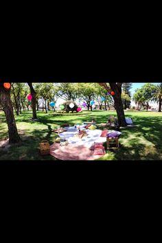 Pop up picnics