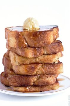 Classic French Toast | URBAN BAKES