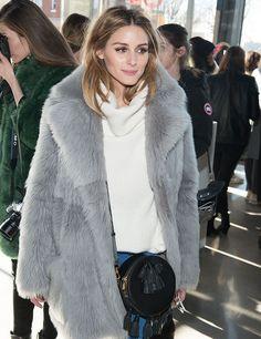 Cómo vestir en Fashion Week según Olivia Palermo