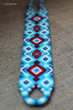 Photo of #69296 by Kaname - friendship-bracelets.net