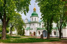 Saint Sophia Cathedral in Kiev by Eugene Shutoff on 500px