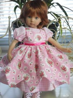 "Dianna Effner 13"" Little Darling Doll"