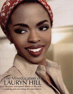 Lauryn Hill the Turbanista