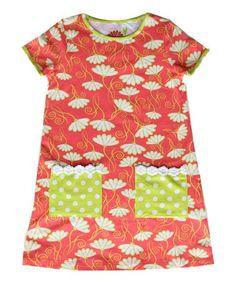 Loving this Signature Flower Little Polly Dress - Toddler & Girls on…