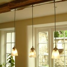 Bring Triple The Style Triple The Sophistication And Triple The - Ceiling bar lights kitchens