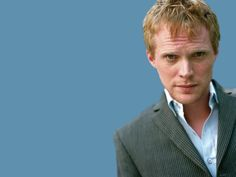 Paul Bettany is one of my favorite actors - I have no idea why!