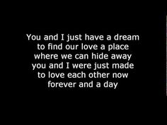 Scorpions-You and I Lyrics - YouTube..
