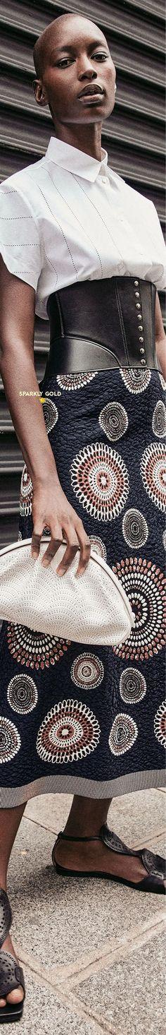 Alaia, Circles, Ethnic, Polka Dots, Couture, Spring, Gold, Bags, Handbags