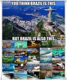 Brazil has 26 states (plus one district)  - Only for your information ;-)