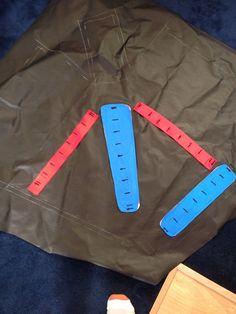 ShaneCycles.com – Make your own gear (MYOG) Bikepacking frame bag Cycling Bag, Make Your Own, Make It Yourself, Frame Bag, Gears, Bicycling, Bags, Cycling, Biking
