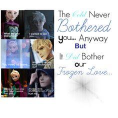 Jelsa: Our Frozen Love...