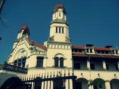 Lawang Sewu, Semarang, Indonesia Java, Notre Dame, Adventure, Architecture, Building, Awesome, Travel, Voyage, Buildings