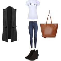 Untitled #436 by kaittd on Polyvore featuring polyvore, fashion, style, H&M and Forever 21
