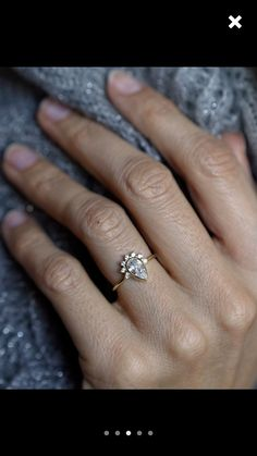 Most amazing engagement ring More