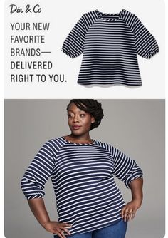 Sign up for Dia&Co Plus size subscription fashion box. November 2017 outfit inspiration. Beautiful curvy girl outfits sent right to your door. Dia&Co is a personal styling service for plus sized women sizes 14-32. $20 styling fee that goes to wards any purchase! Gorgeous clothing personalized to fit your needs. Click pic and try it out! You won't be disappointed..#DiaandCo #Style #subscriptionbox #Sponsored #Dia&Co #fashion #fall #plussize