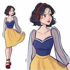 Disney Princess Drawings, Disney Princess Art, Disney Princess Pictures, Disney Drawings, Cute Drawings, Disney Artwork, Disney Fan Art, Disney And Dreamworks, Disney Pixar
