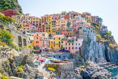 Cinque Terre five towns introduction guide which town to stay in 4