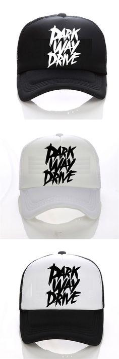 3d5f73f3c78eb8 Parkway Drive Men baseball cap New Printed Metalcore Punk cap Fashion Rock  Men snapback hats