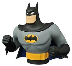Batman: The Animated Series Vinyl Bust Bank