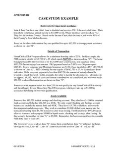 12+ Case Study Templates – Free Sample, Example, Format Download
